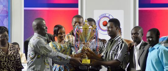 Adisadel College wins 2016 NSMQ
