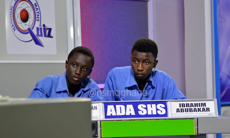 Ada SHS in the National Science & Maths Quiz
