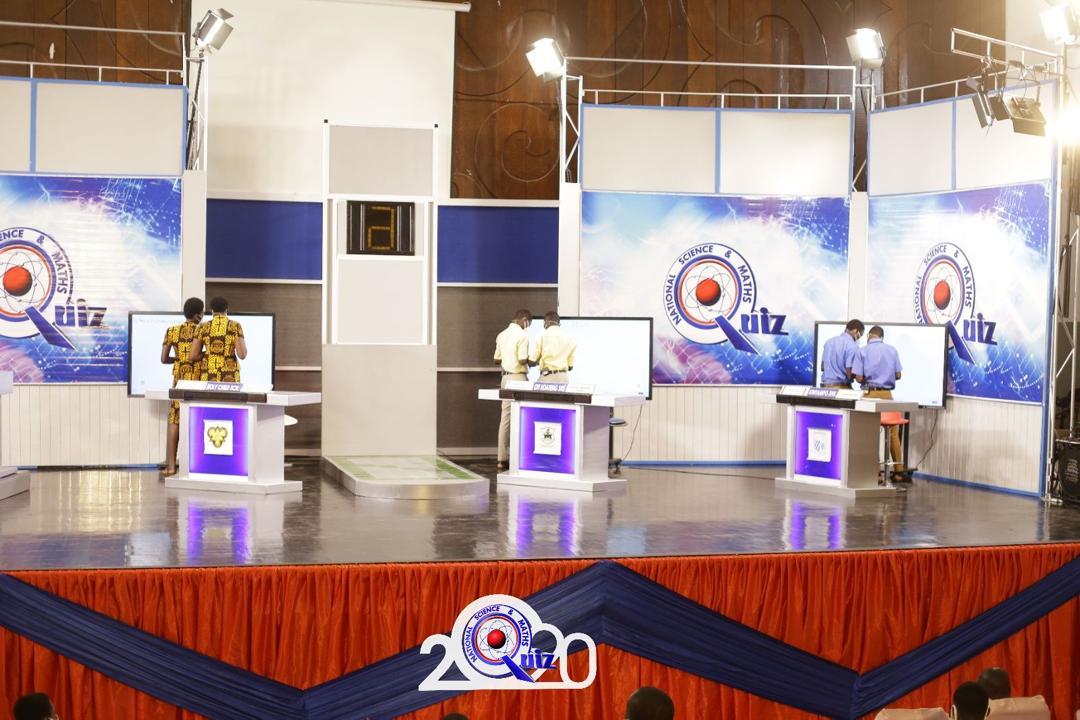 2020NSMQ: Holy Child School books Quarterfinal ticket over Oti Boateng and Kintampo SHS 1