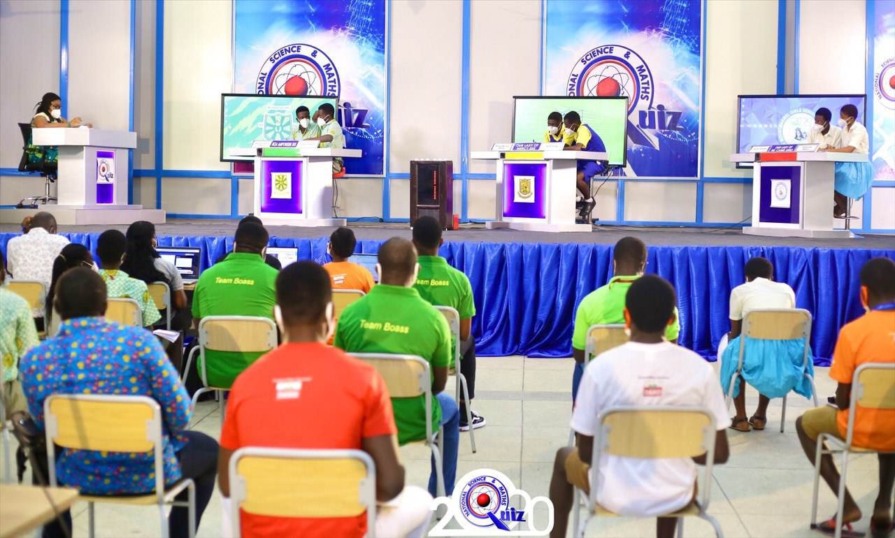 2020NSMQ: Boa Amponsem SHS makes a miraculous win to qualify to the Quarterfinal Stage 1