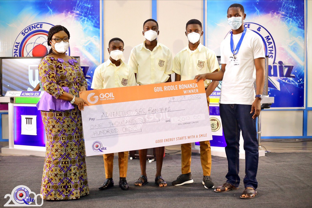 2020NSMQ: Achimota School qualifies for quarterfinals after impressive performance  over Adventist SHS and St. Hubert Seminary 1